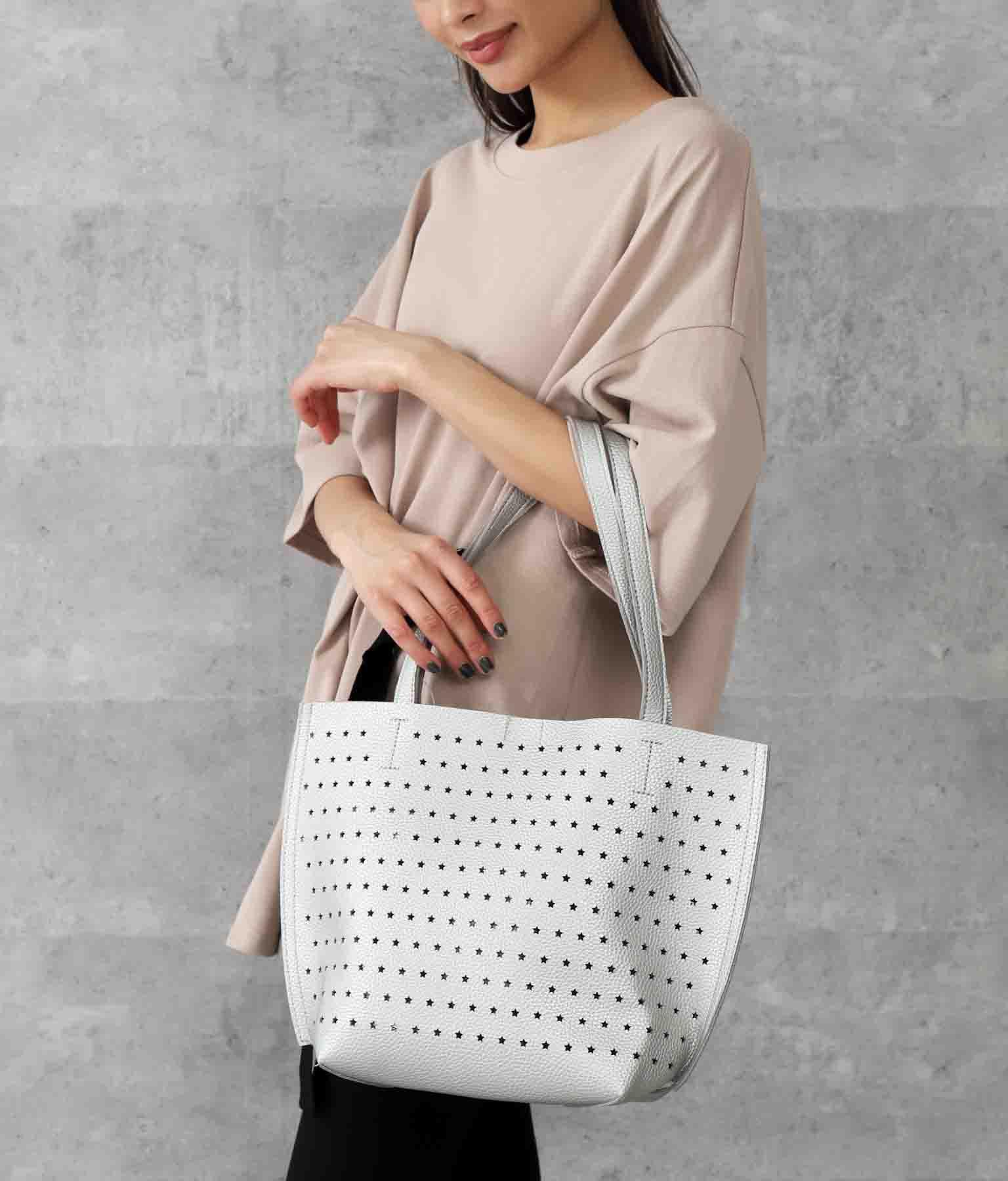 スター型ぬきバッグ(バッグ・鞄・小物/トートバッグ) | ANAP