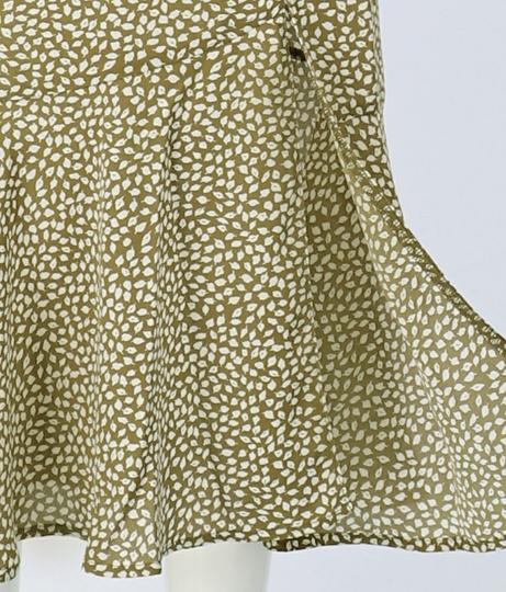 リーフプリントスカート(ボトムス・パンツ /スカート) | Alluge