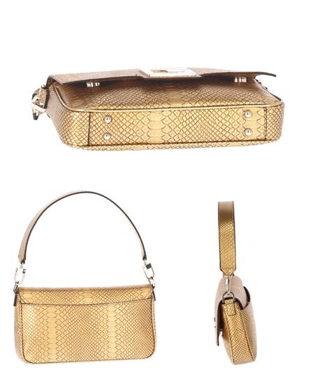GUESS BRIGHTSIDE SHOULDER BAG(バッグ・鞄・小物/ハンドバッグ・ショルダーバッグ)   GUESS