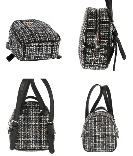 GUESS DELON MINI CNVRTBLE BACKPACK(バッグ・鞄・小物/バックパック・リュック)   GUESS