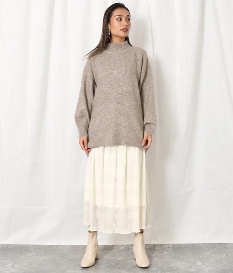 マジョリカプリーツロングスカート(ボトムス・パンツ /スカート) | Settimissimo