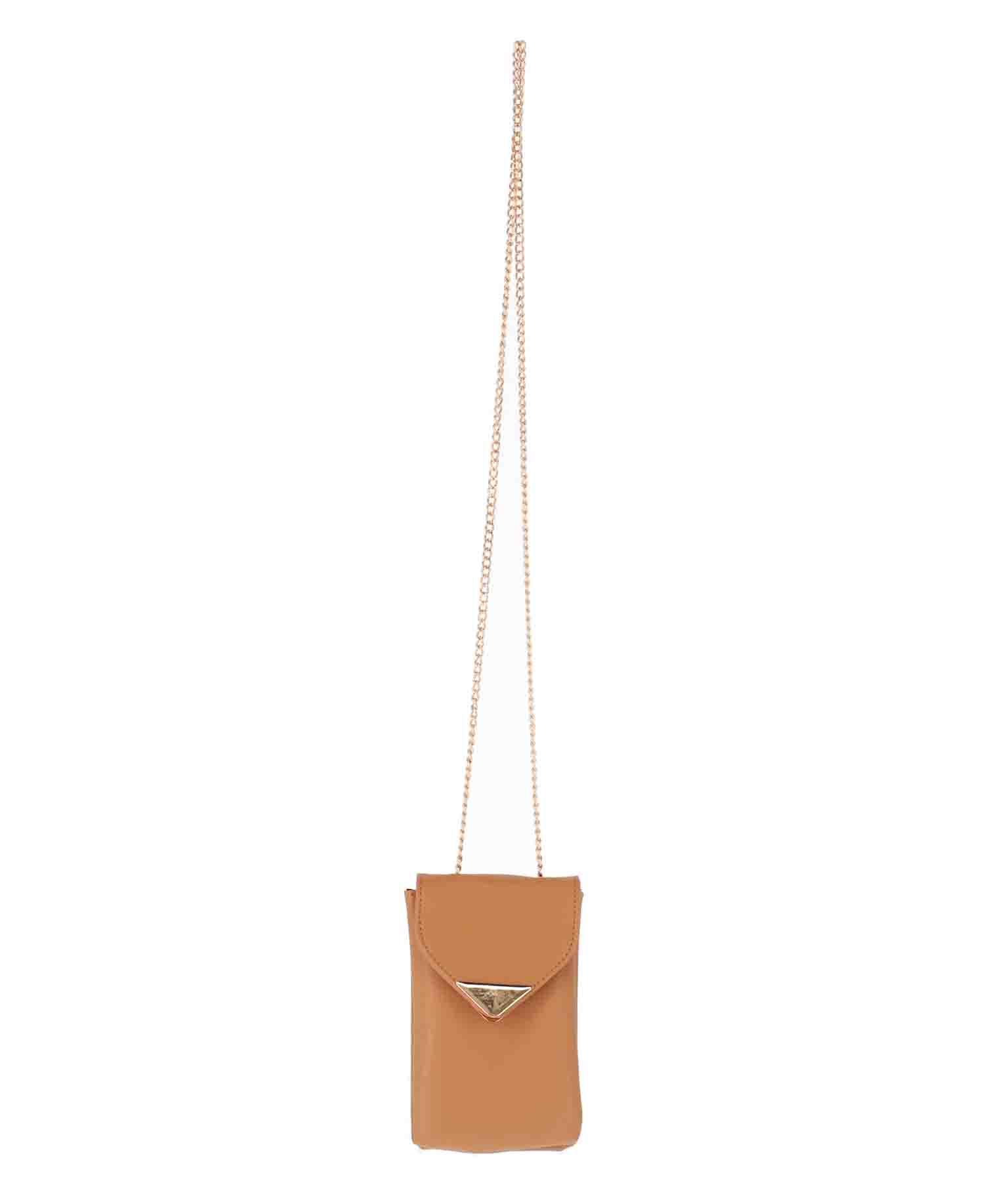 チェーン付きマルチミニバッグ(バッグ・鞄・小物/ショルダーポシェット)   ANAP