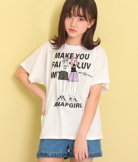ストリートファッショニスタビッグTシャツ