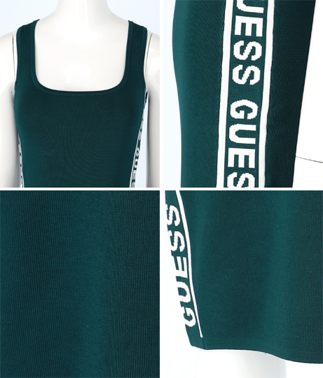 GUESS GENNY DRESS SWEATER(ワンピース・ドレス/ミディアムワンピ) | GUESS