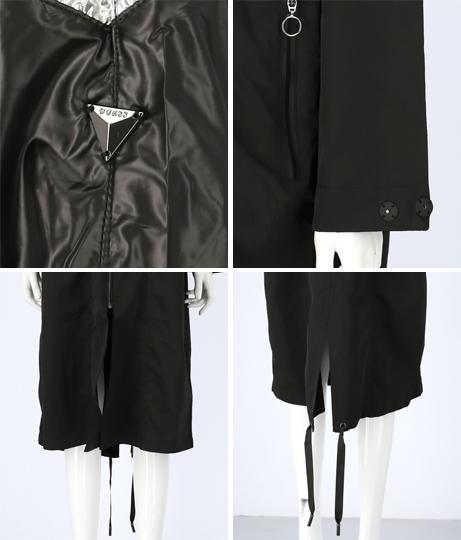 GUESS ARTEMIS PARKA(アウター(コート・ジャケット) /コート (トレンチコート・ロングコート) ) | GUESS