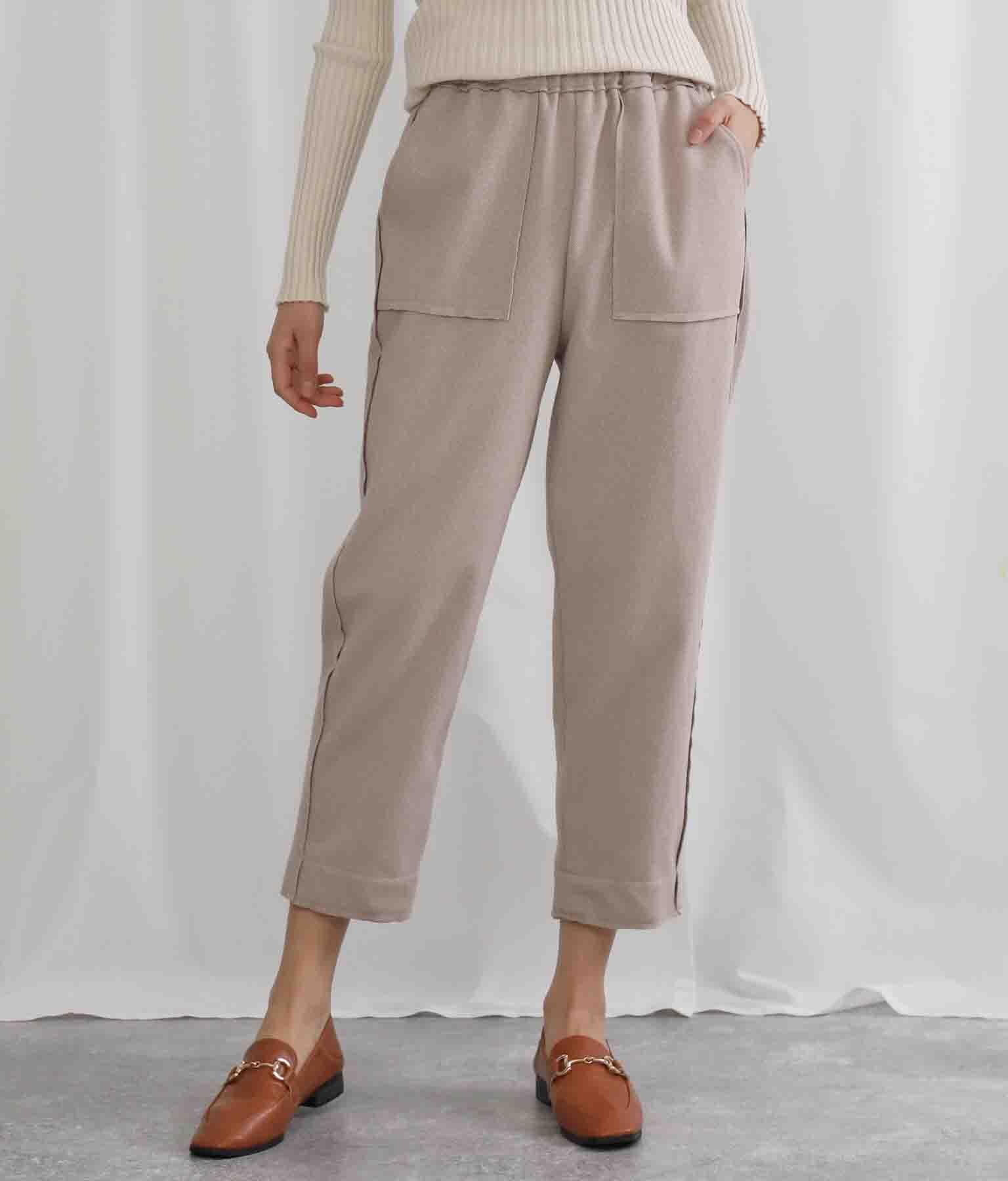 2ポケットデザインパンツ(ボトムス・パンツ /ロングパンツ) | Settimissimo