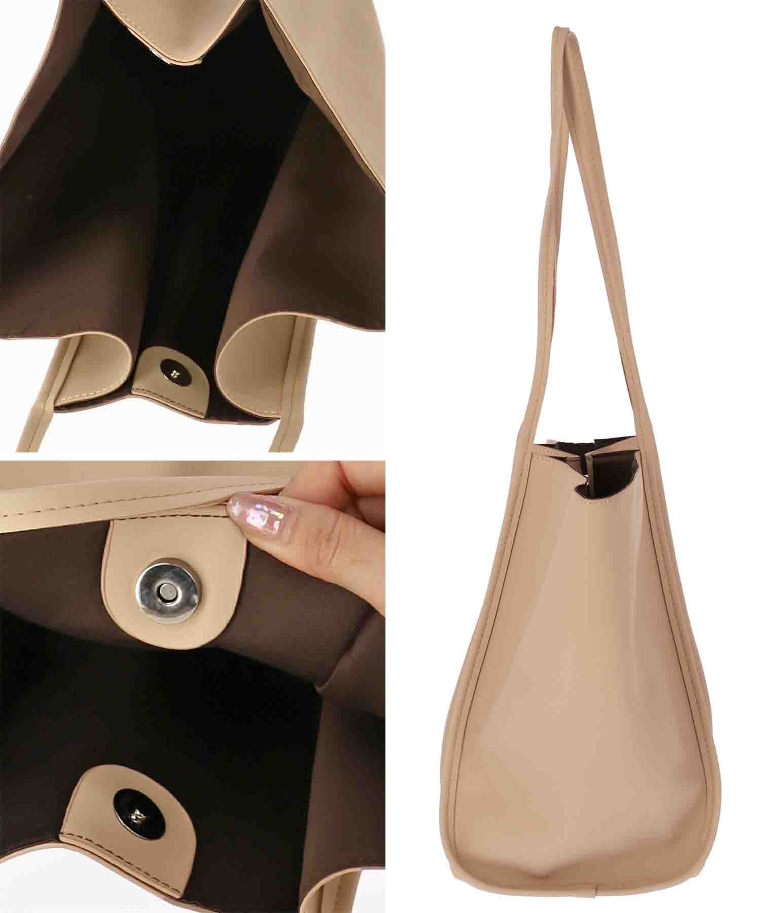 ポーチ付きデザイントートバッグ(バッグ・鞄・小物/トートバッグ) | Settimissimo