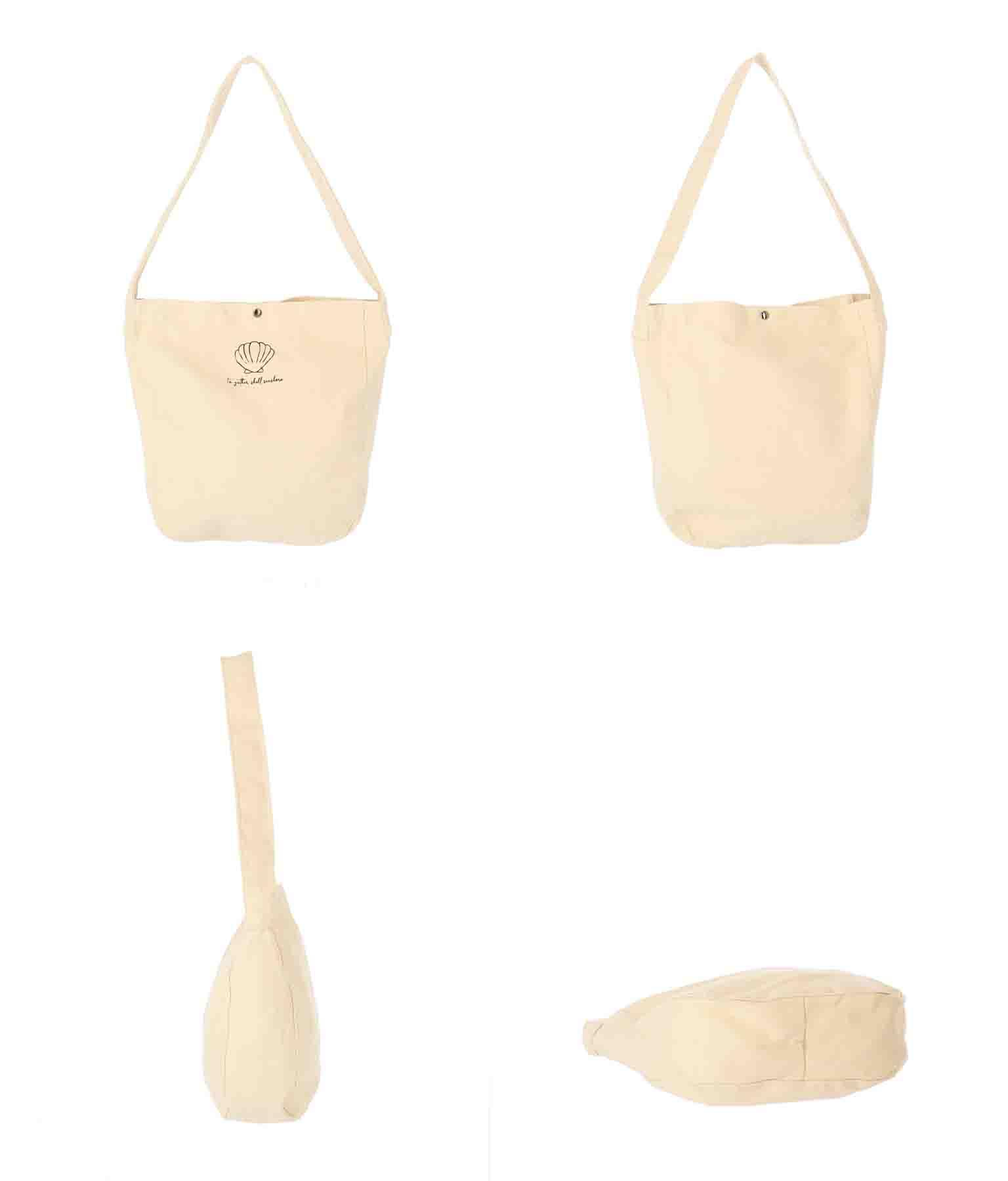 キャンバスシェルバッグ(バッグ・鞄・小物/トートバッグ) | anap mimpi