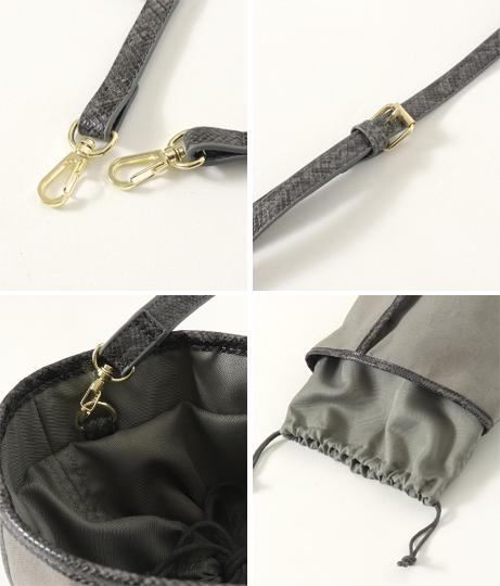 パイピング2wayショルダーバッグ(バッグ・鞄・小物/ハンドバッグ・ショルダーバッグ) | AULI