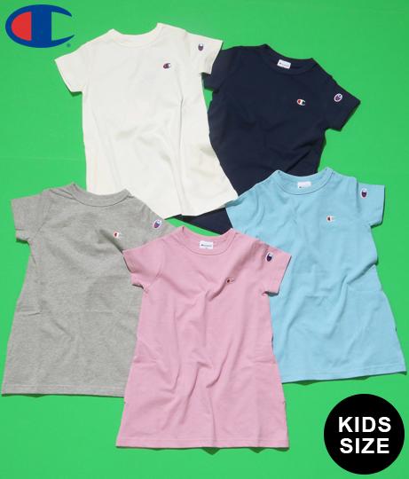 ChampionKIDS TUNIC TEE-SHIRT | Champion Kids