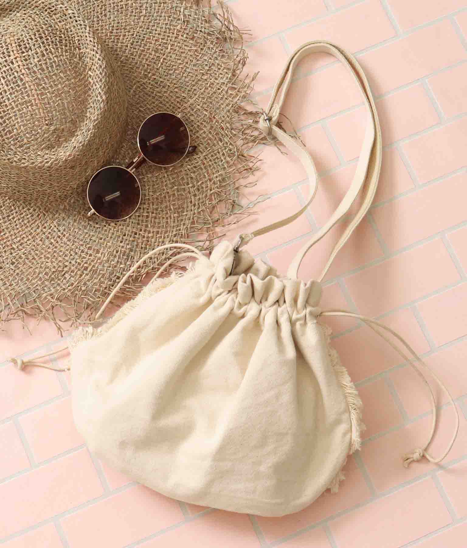 巾着ショルダーバッグ(バッグ・鞄・小物/ショルダーバッグ) | anap mimpi