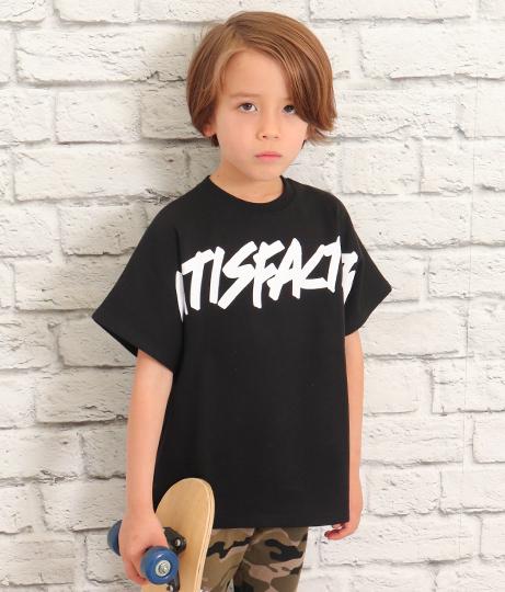プリントオーバーサイズTシャツ(トップス/Tシャツ) | ANAP KIDS