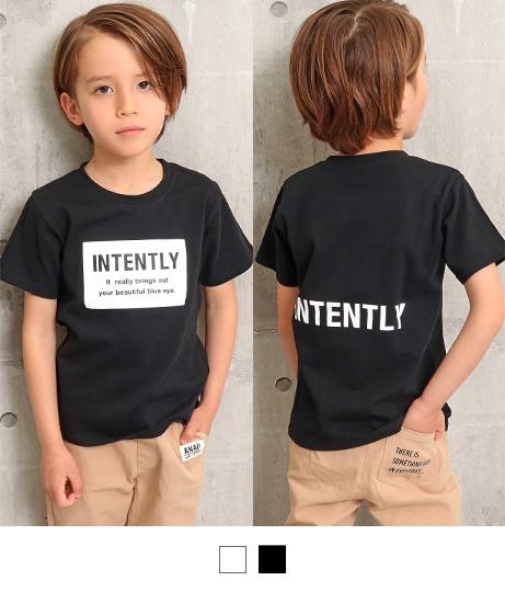 ボックスロゴTシャツ(トップス/Tシャツ) | ANAP KIDS