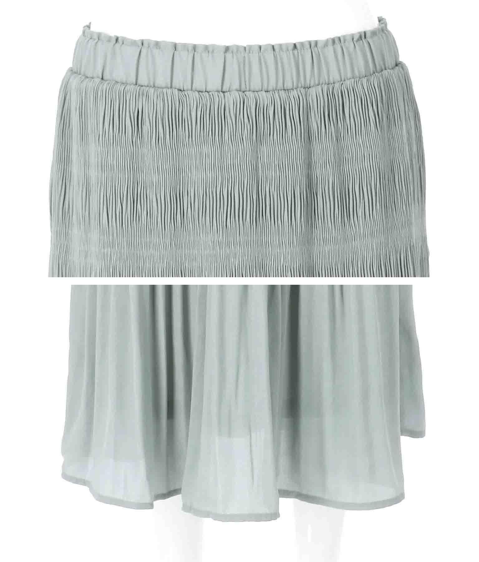 マジョリカプリーツスカート(ボトムス・パンツ /スカート)   Alluge