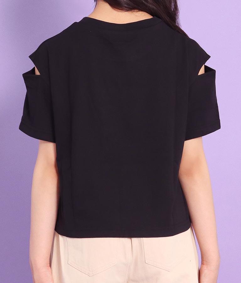 袖開きトップス(トップス/Tシャツ)   ANAP GiRL
