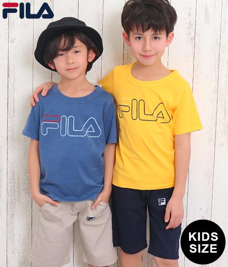 FILA KIDS Tシャツ