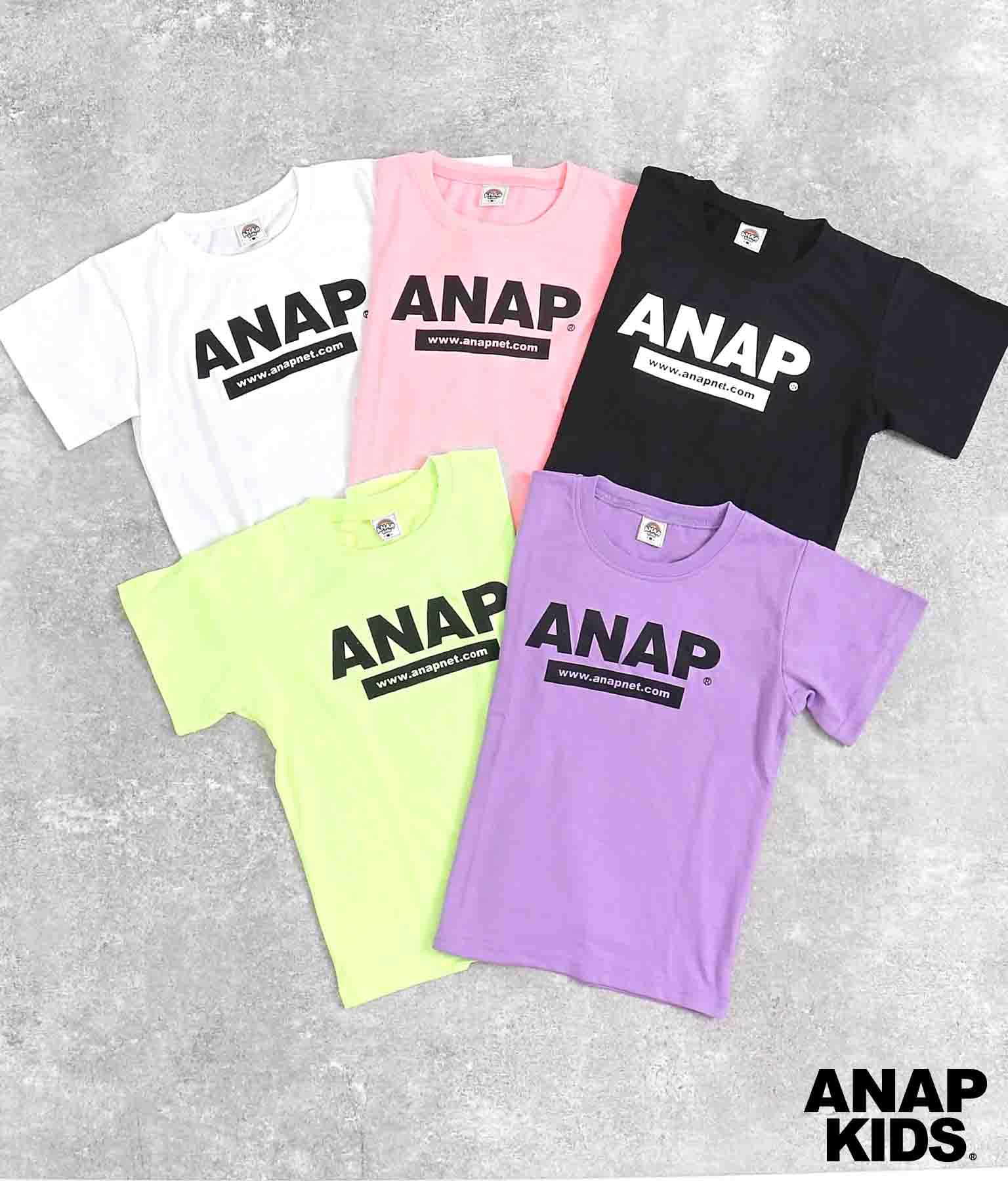 アドレスロゴTシャツ