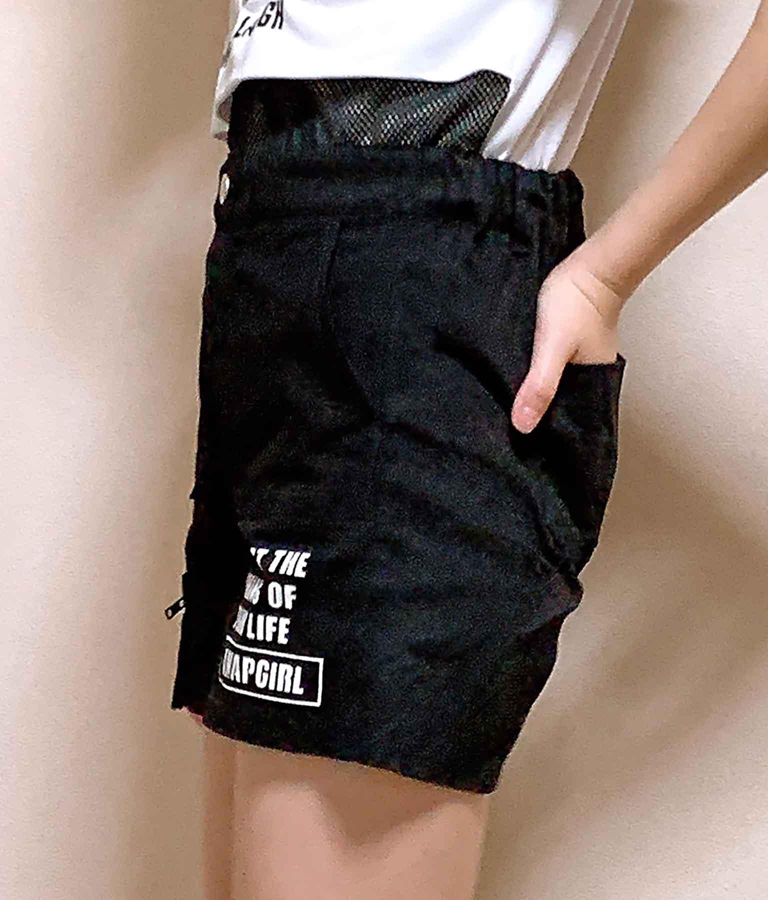 ポケットポイントショートパンツ(ボトムス・パンツ /ショートパンツ)   ANAP GiRL