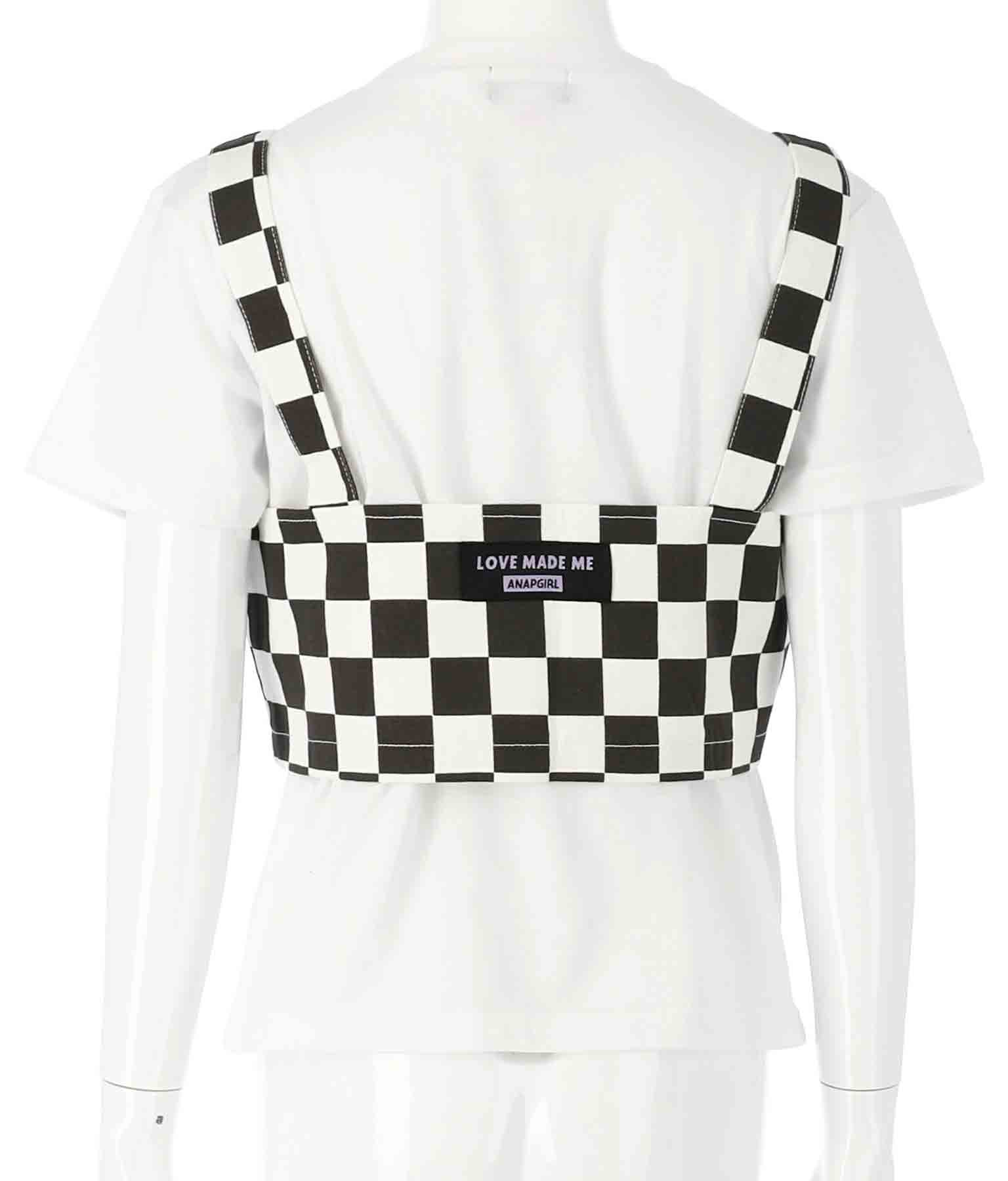ビスチェTシャツセット(トップス/Tシャツ・ビスチェ) | ANAP GiRL