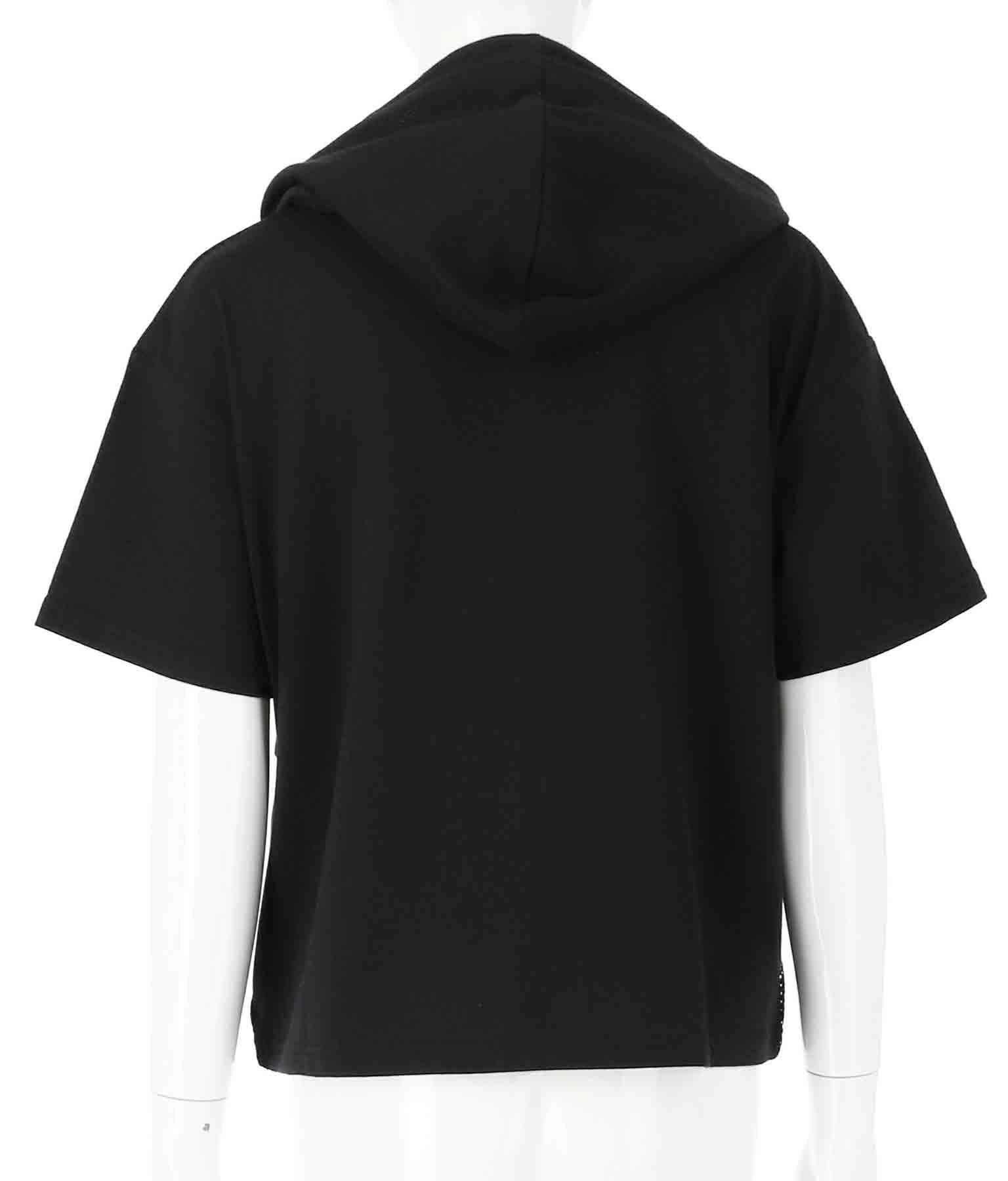 メッシュ切替リングジップフーディートップス(トップス/Tシャツ)   ANAP GiRL