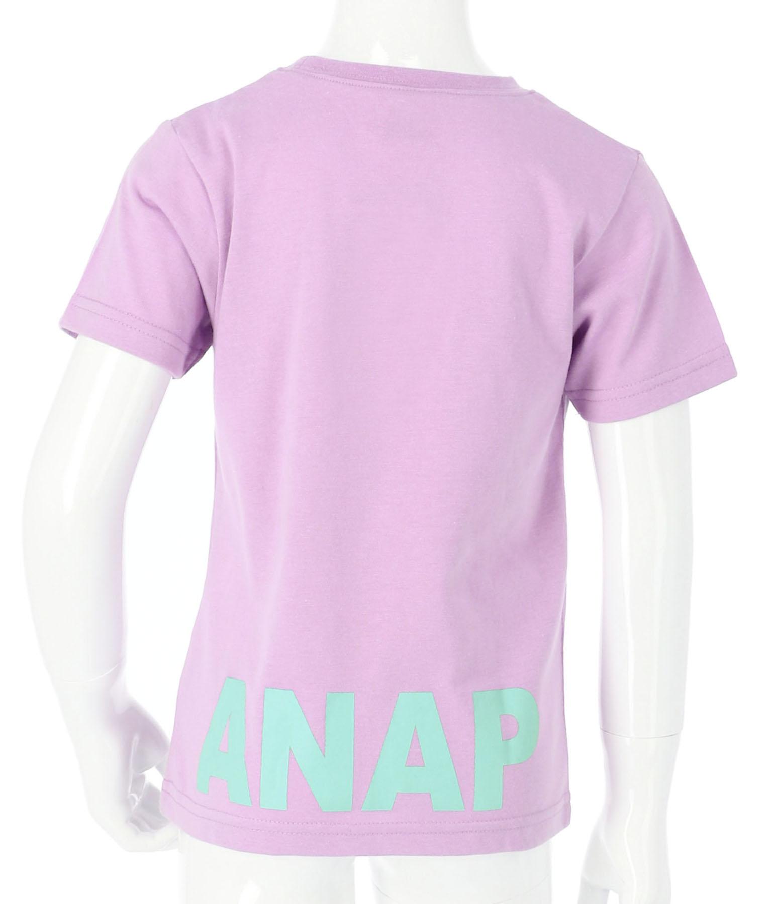 サマーワンポイントTシャツ(トップス/Tシャツ)   ANAP KIDS