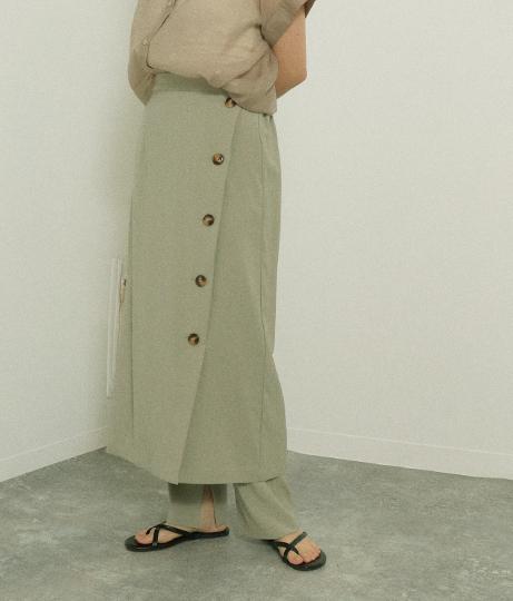 スカート+パンツセット