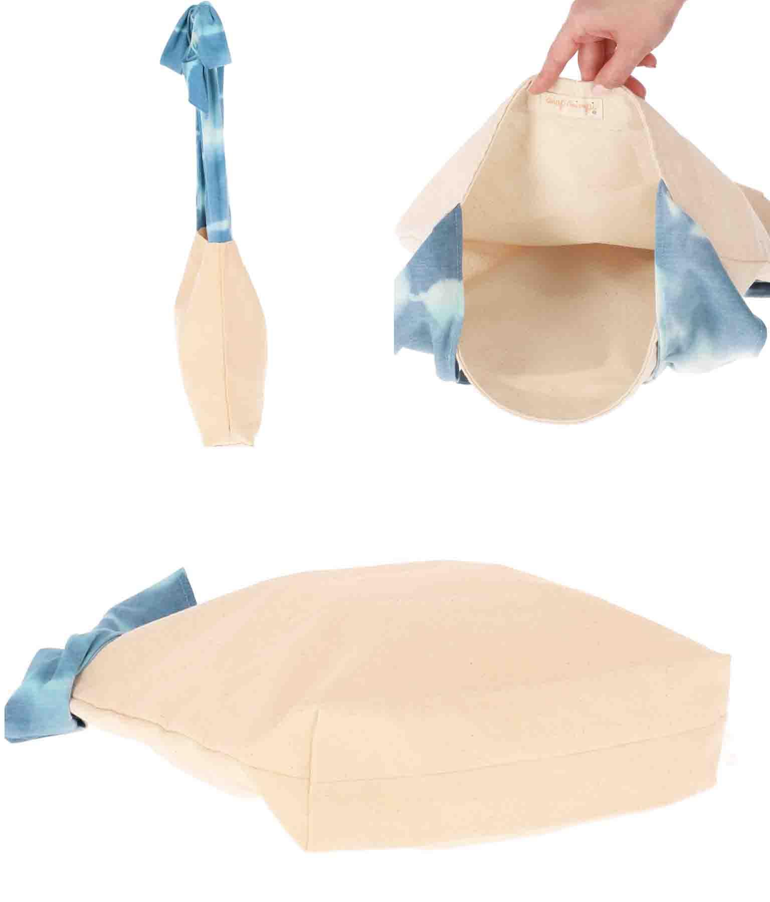 タイダイリボントートバッグ(バッグ・鞄・小物/トートバッグ) | anap mimpi
