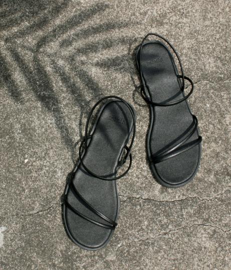 ラインサンダル(シューズ・靴/サンダル) | AULI