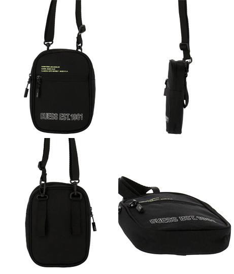 GUESS CROSSBODY BAG(バッグ・鞄・小物/ショルダーポシェット) | GUESS