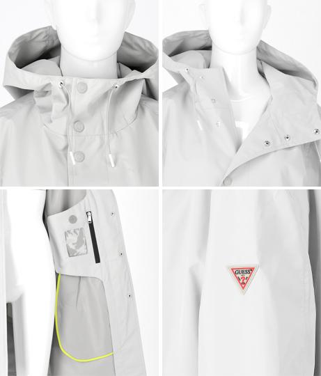 GUESS CONTEMPORARY RAINCOAT(アウター(コート・ジャケット) /コート (トレンチコート・ロングコート) ) | GUESS