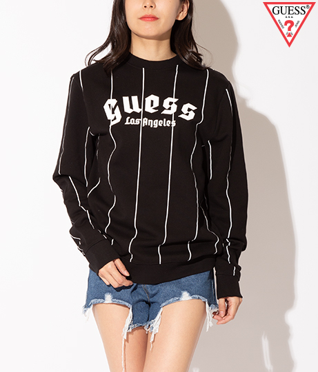 GUESS JUDD CN FLEECE