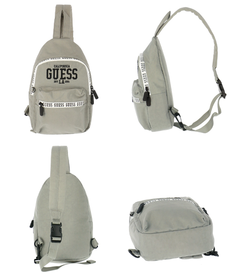 GUESS CAMPUS SLING BACKPACK(バッグ・鞄・小物/ショルダーバッグ) | GUESS