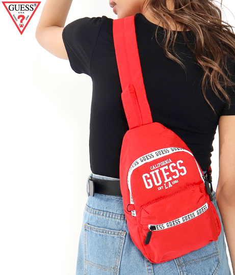 GUESS CAMPUS SLING BACKPACK