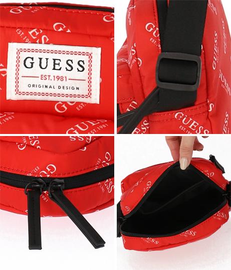 GUESS ORIGINALS CAMERA BAG(バッグ・鞄・小物/ショルダーバッグ) | GUESS