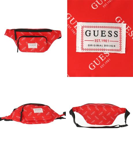 GUESS ORIGINALS BUM BAG(バッグ・鞄・小物/ショルダーポシェット) | GUESS