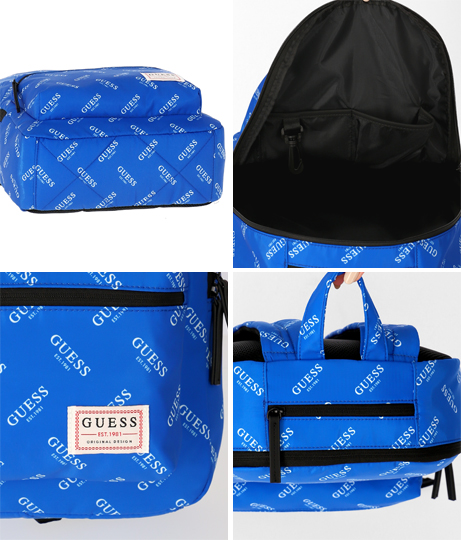 GUESS ORIGINALS BACKPACK(バッグ・鞄・小物/バックパック・リュック)   GUESS