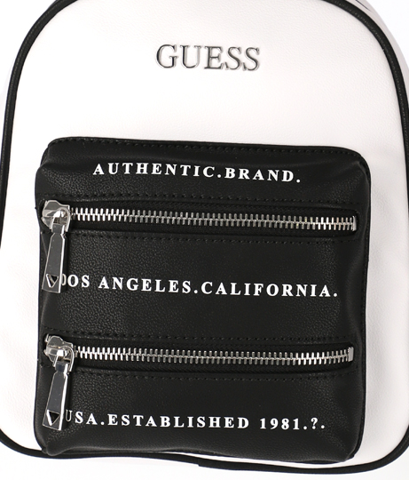 GUESS ALEY BACKPACK(バッグ・鞄・小物/バックパック・リュック) | GUESS