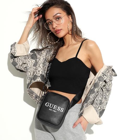 GUESS OUTFITTER CROSSBODY(バッグ・鞄・小物/ショルダーバッグ) | GUESS