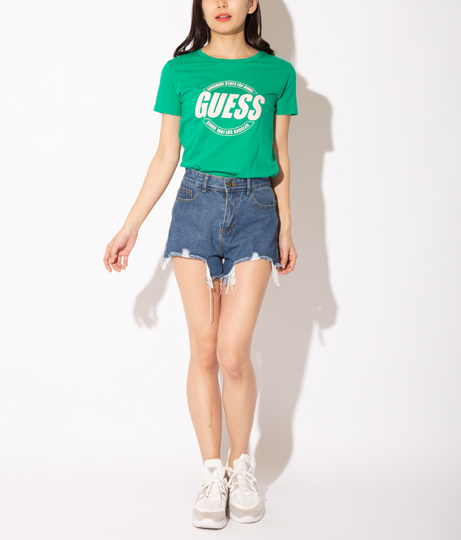 GUESS SS CN ROXY TEE | GUESS