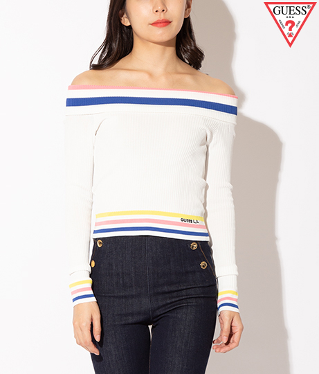 GUESS DAISY SWEATER | GUESS