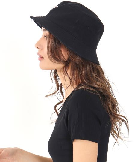GUESS GUESS TWILL BUCKET HAT(ファッション雑貨/ハット・キャップ・ニット帽 ・キャスケット・ベレー帽)   GUESS