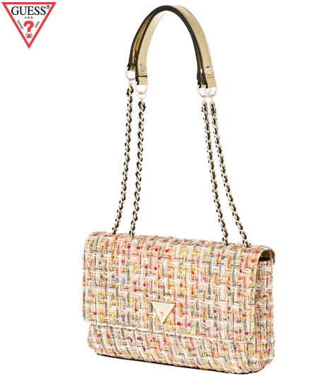 GUESS CESSILY CONVERTIBLE XBODY FLAP