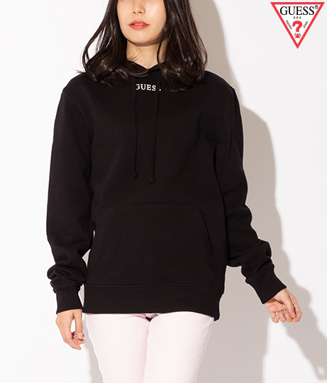 GUESS ECO ROY ESS GUESS HOODIE