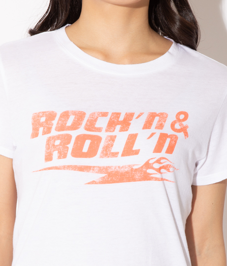 GUESS SS ROCK N ROLL TEE | GUESS