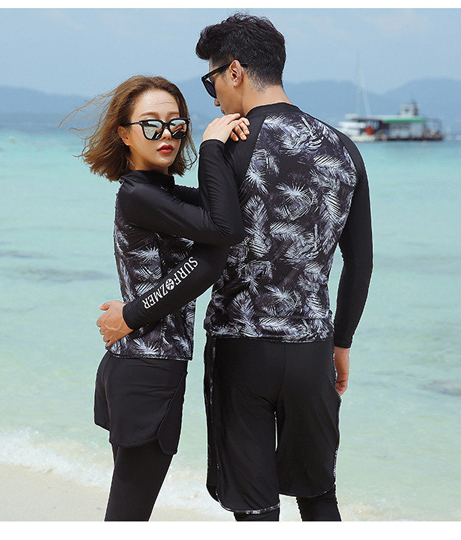 HOYUKI メンズ フィットネス水着3点セット(水着/水着・水着セット) | HOYUKI