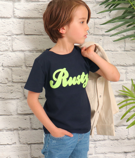 キッズ Tシャツ(トップス/Tシャツ) | RUSTY