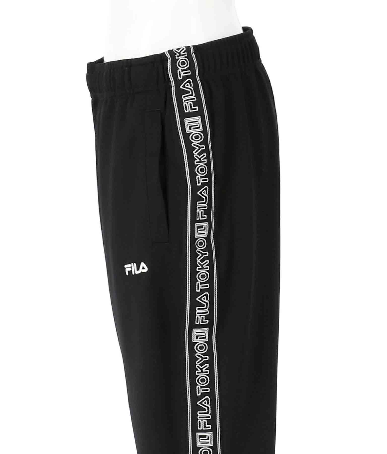 FILA ロゴテープジョガーパンツ(ボトムス・パンツ /ロングパンツ)   FILA