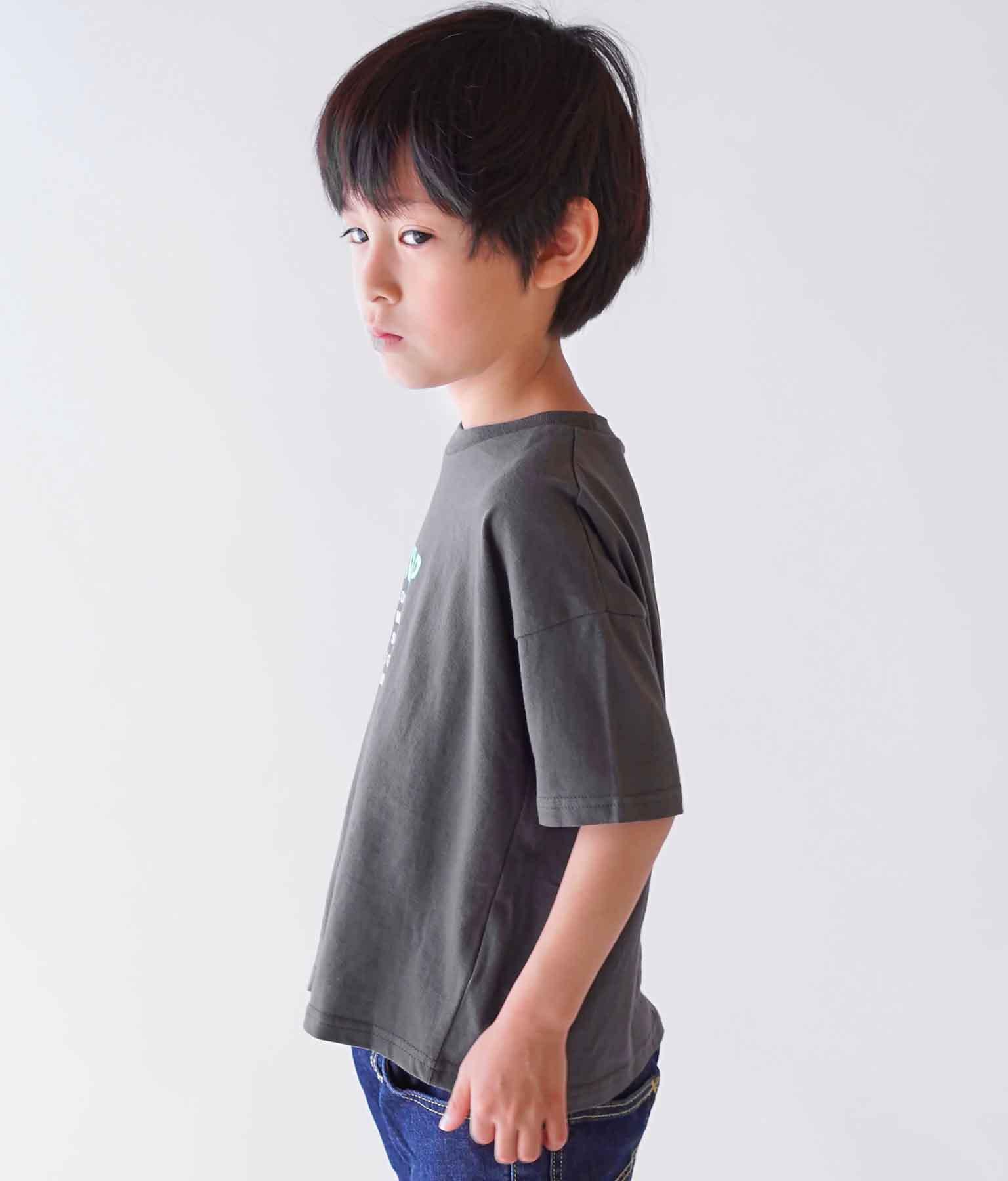 バックネーム付Tシャツ(トップス/Tシャツ) | ANAP KIDS