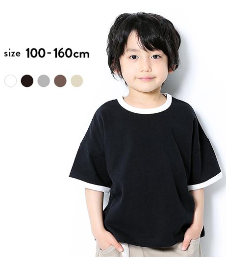 BIGシルエットリンガーTシャツ
