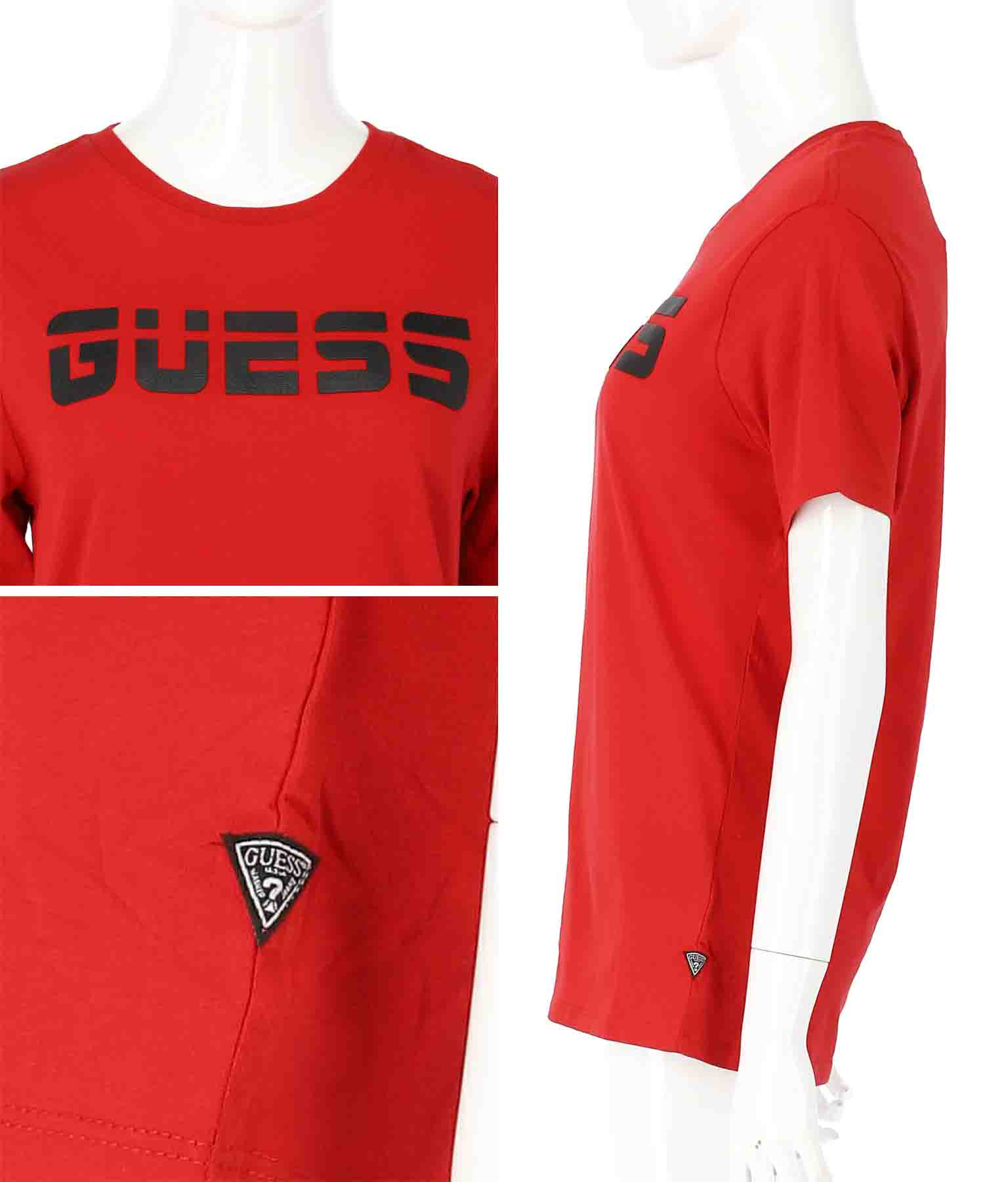 SS BSC ACTIVE LOGO CREW | GUESS